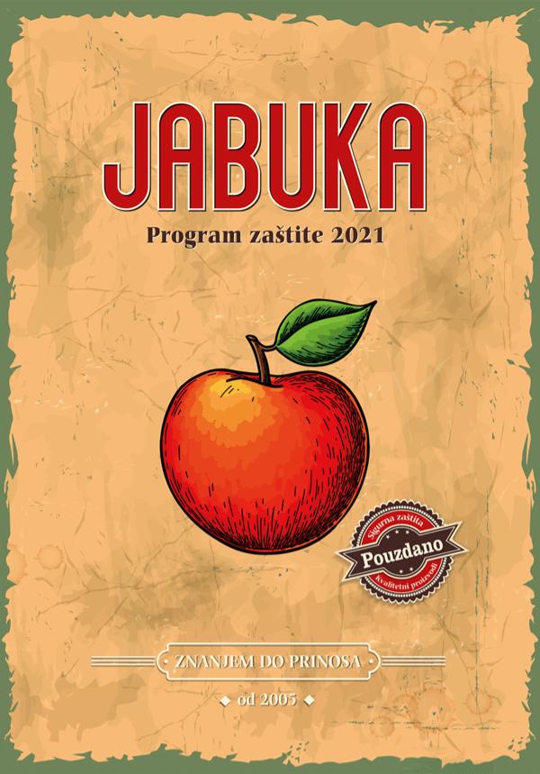 Katalog jabuka 2021 Agrochem Maks