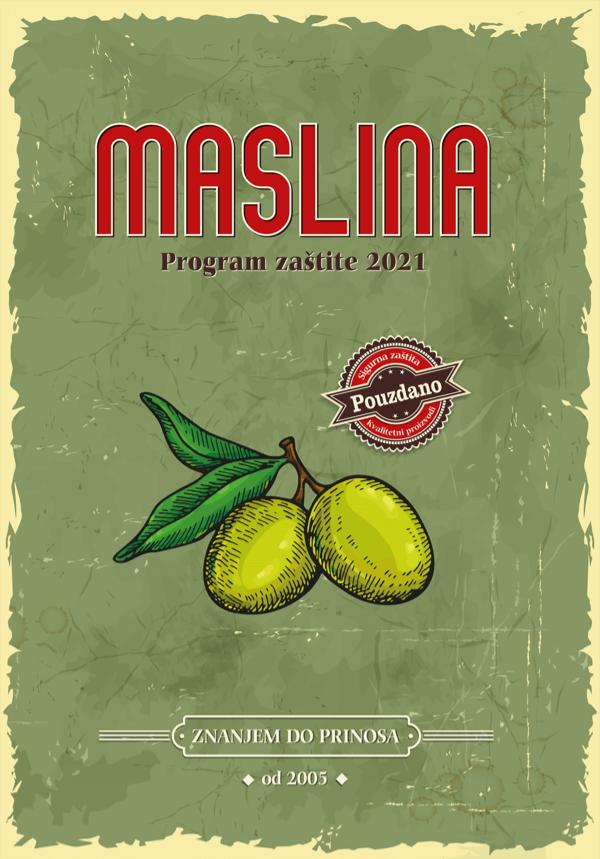 Katalog Maslina 2021 Agrochem Maks